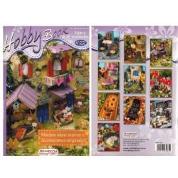 Hobby Book Nº22 Tejas y accesorios