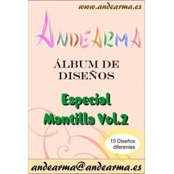 Álbum de diseños - Mantilla 2