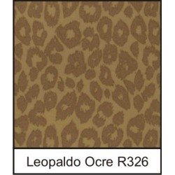 1/10 Acetato color Leopaldo Ocre  R326