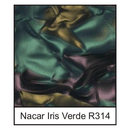 1/10 Acetato color Nácar Iris R414