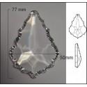 Lagrima de cristal de 37*26mm