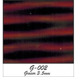 Acetato de celulosa Ref 001 de 3.5 mm.