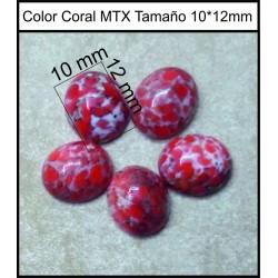 Cabuchón Opaco 3831 de 9mm(25 Uds)