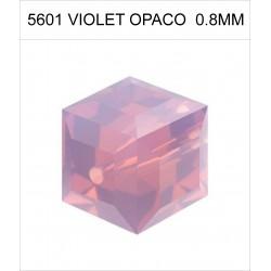 Swarovski perla cuadrada 5601 (12 Uds)