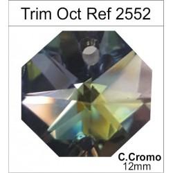 Swarovski Trim Octogonal 2571(25 Uds)