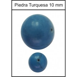 Piedra Turquesa 10mm