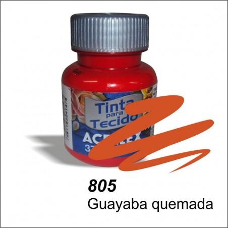 Pintura acrilex 37ml. Guayaba quemada