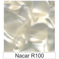 1/10 Acetato color Nácar R100