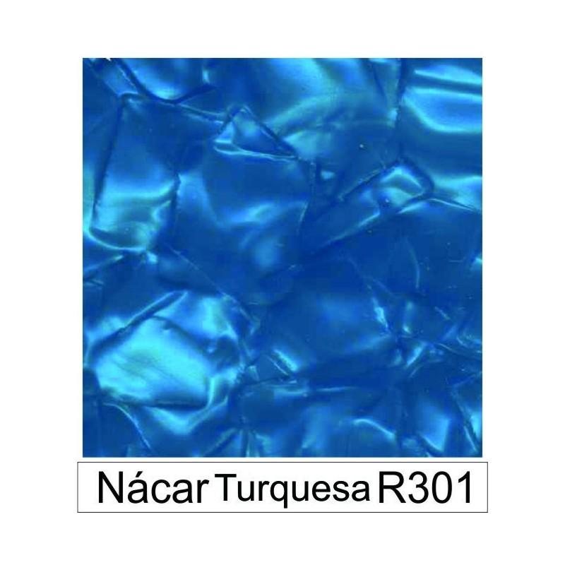 Acetato celulosa Nácar  turquesa R301