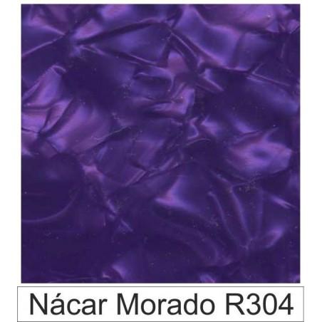 1/10 Acetato color Nácar morado R304