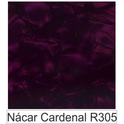 1/10 Acetato color Nácar cardenal  R305