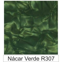 1/10 Acetato color Nácar verde R307