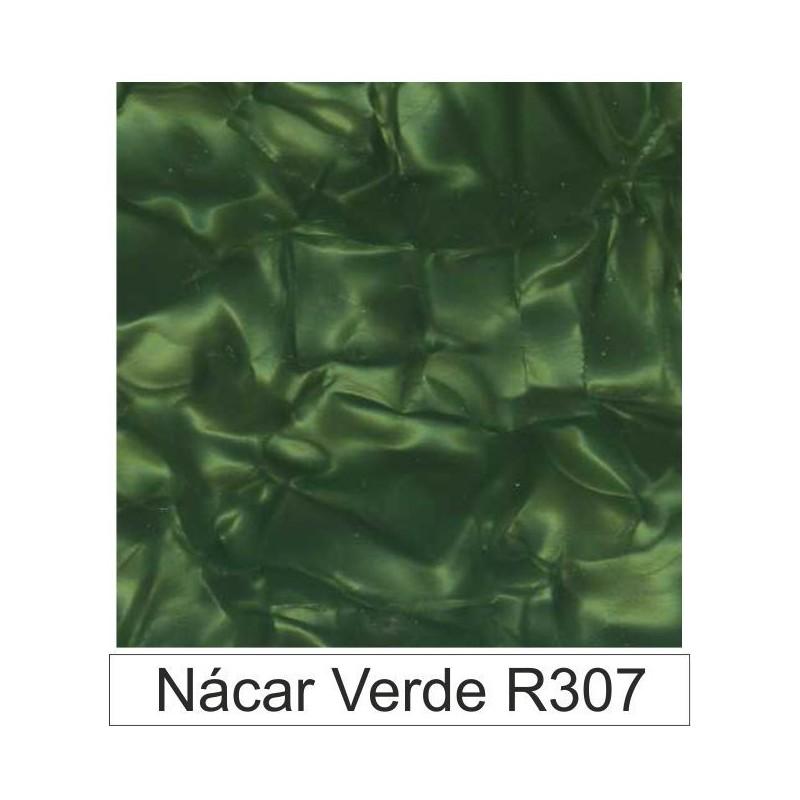 Acetato celulosa Nácar verde R307