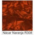 Acetato celulosa Nácar naranja  R308