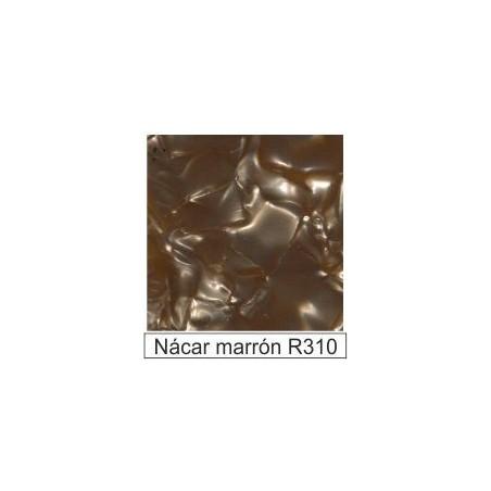 1/10 Acetato color Nácar marrón R310