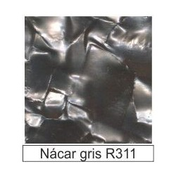 1/10 Acetato color Nácar gris R311