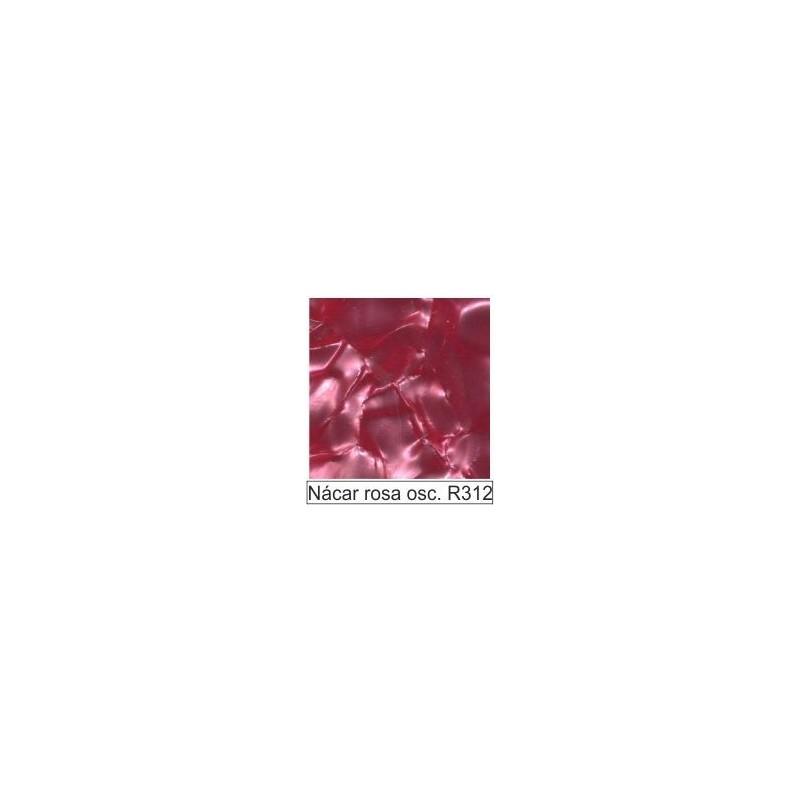 Acetato celulosa Nácar rosa oscuro R312