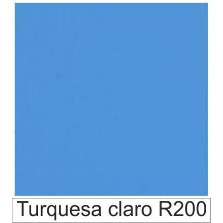 1/10 Acetato color Turquesa claro R200