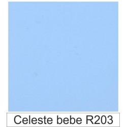 1/10 Acetato color Celeste bebé R203