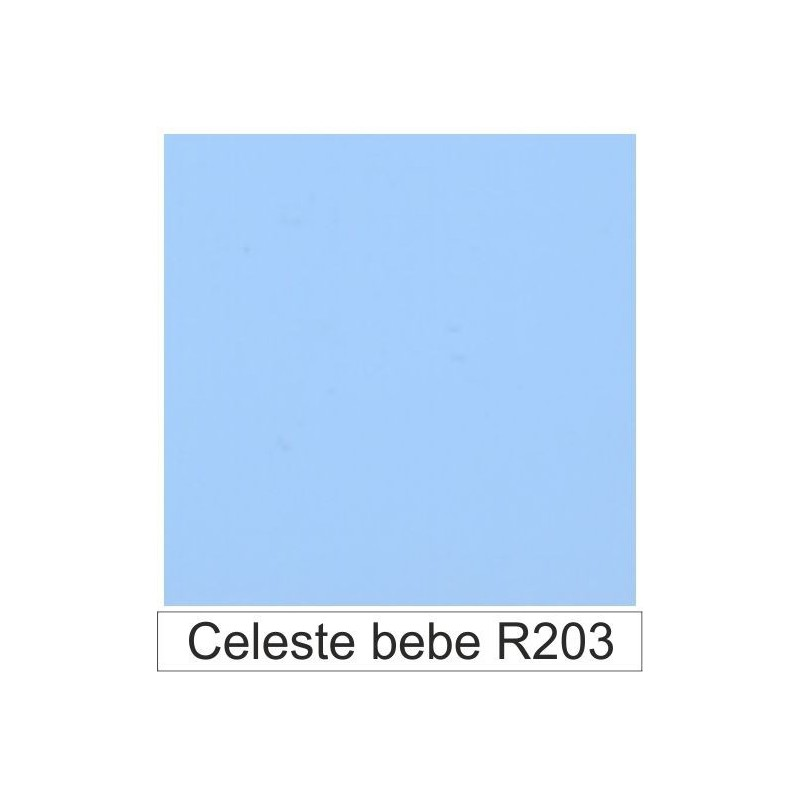 Acetato celulosa Celeste bebé R203
