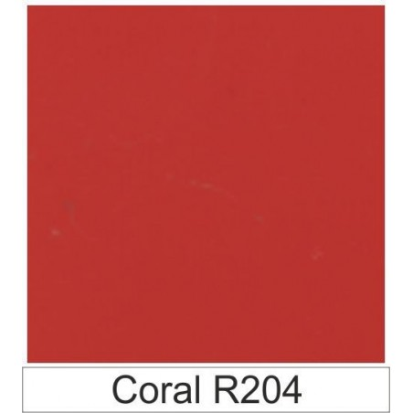 1/10 Acetato color Coral R204