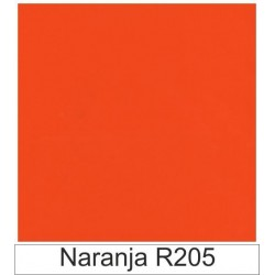 1/10 Acetato color Naranja R205