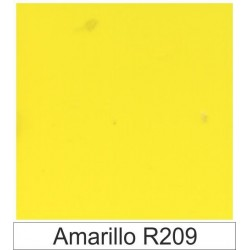 1/10 Acetato color Amarillo R209