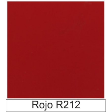 1/10 Acetato color Rojo R212