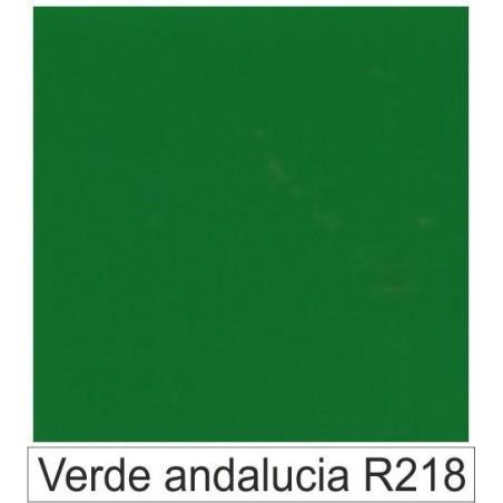1/10 Acetato color Verde Andalucía R218