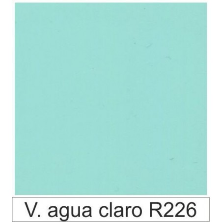 1/10 Acetato color Verde agua claro R226