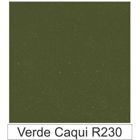 1/10 Acetato color Verde caqui R230