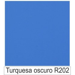 1/10 Acetato color Turquesa oscuro R202