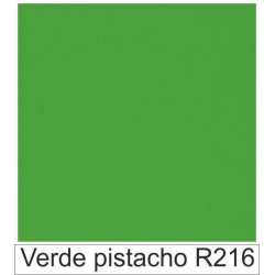 1/10 Acetato color Verde pistacho R216