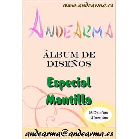 Álbum de diseños - Mantilla