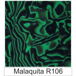 1/10 Acetato color Malaquita R106