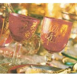 Servilleta decorada Joyeuses-Fetes