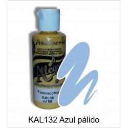 Pintura Allegro 59ml. Azul pálido
