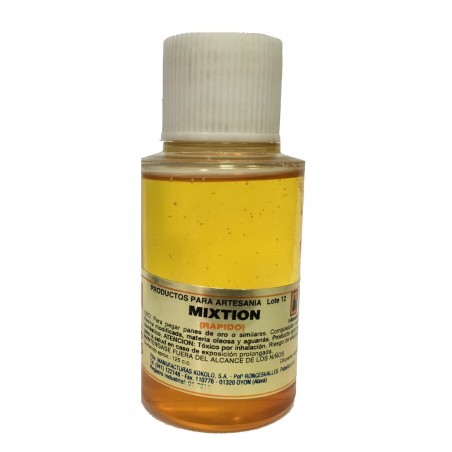 Mixtión al disolvente 125ml