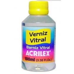 BARNIZ CRISTAL BRILLANTE ACRILEX 100ml