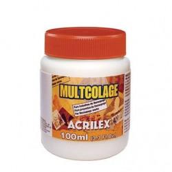 COLA MULTICOLAGE ACRILEX  120ml