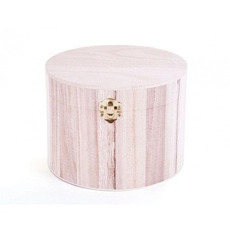 Caja Redonda 14*18 Cms