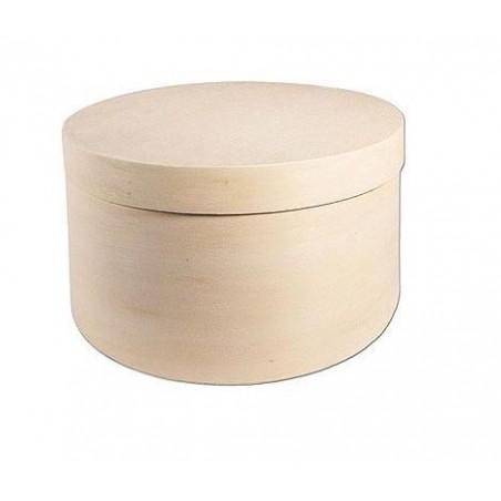 Caja Redonda 22*12 Cms