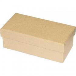 Caja rectangular 17x7xh5 cm.
