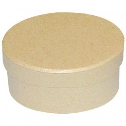 Caja Redonda 17*7 Cms
