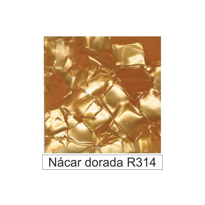 1/10 Acetato color Nácar R100