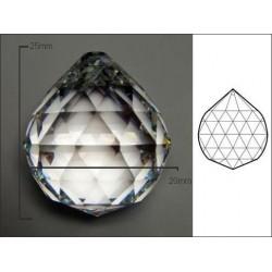 Bola de cristal de 31*27mm