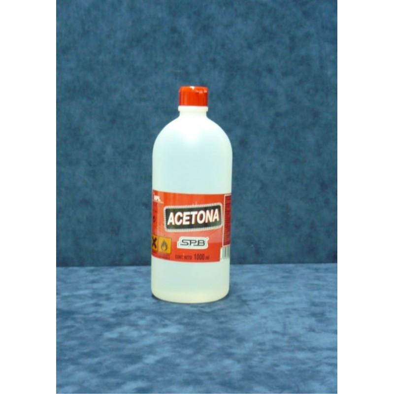 acetona 1litro