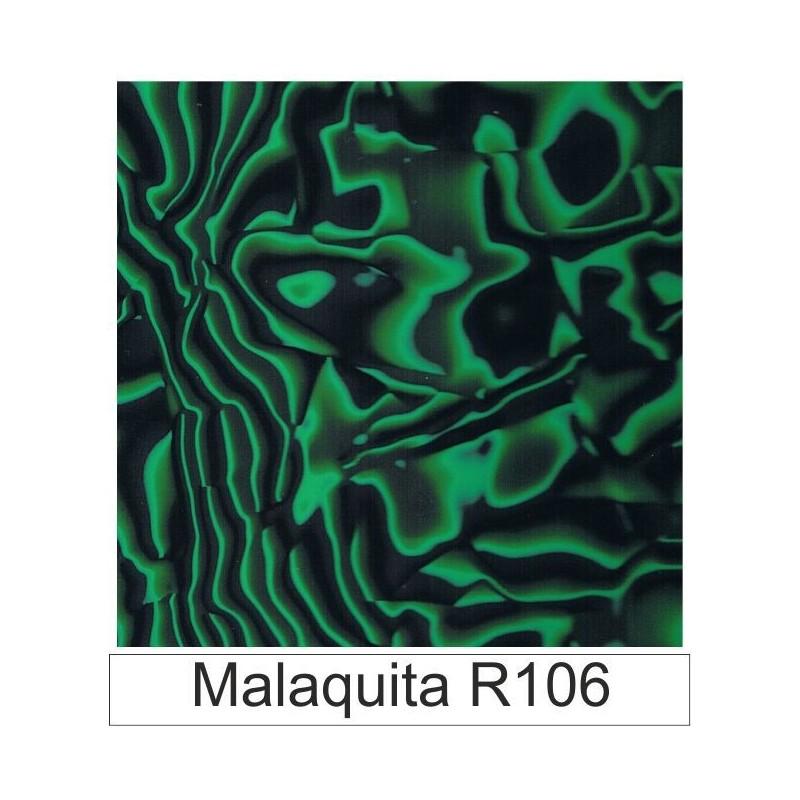 Acetato celulosa Malaquita R106