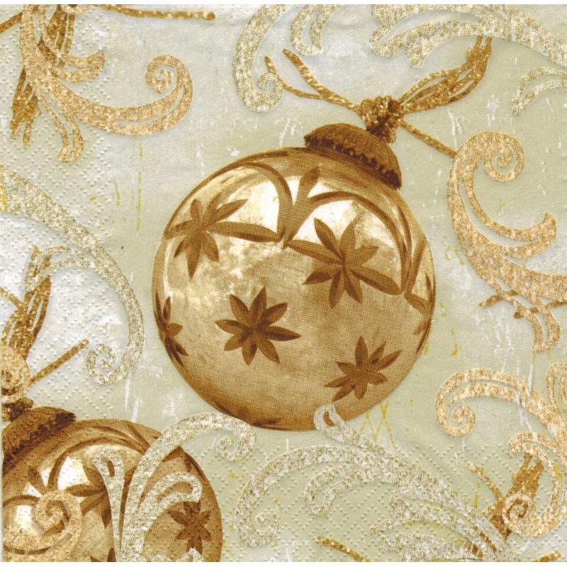 Servilleta decorada Papa Noel 60603.